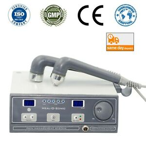 Therapeutic Ultrasound Therapy Heal o sonic X 1 Mhz Ultrasound Therapy Machine