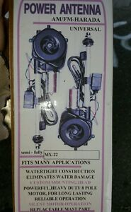 Harada Mx 22 Am fm Universal Fully Automatic Power Antenna Fits Most Cars