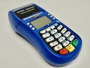 Chase Hypercom Optimum T4220 Credit Card Processing Terminal Machine With Paper