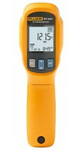 Fluke 64 Max Ir Thermometer 20 1 Distance To Spot Ratio
