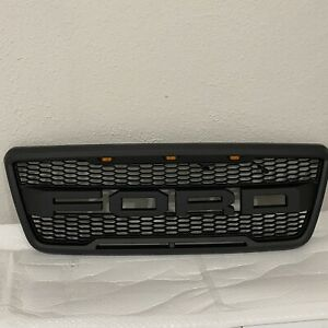 Fits 2004 2008 04 08 Ford F150 Raptor Style Front Bumper