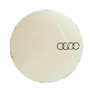 1984 87 Audi 5000 Single Grey Single Wheel Rim Center Cap Oem Original 853601165