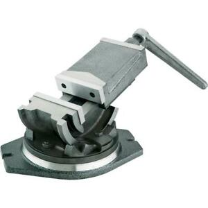 Grizzly G7066 5 Tilting swiveling Milling Vise