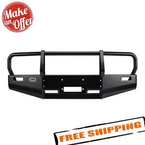Arb 3423020 Front Deluxe Bull Bar Winch Mount Bumper For 1995 2004 Toyota Tacoma