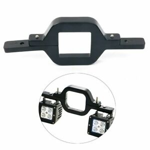 Tow Trailer Hitch Mount Bracket Kit For Offroad Dual Led Backup Reverse Truck Us