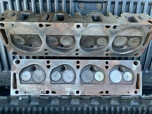 Ford 390 427 Ci Heads C7je