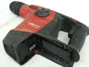 Hilti Te 30 a36 Atc Cordless Combihammer 36v Used Good Con Fully Tested Free S h