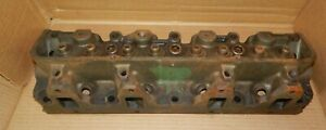 Nos 1968 1969 1970 Ford Galaxie 428 428p c Engine Cylinder Head C8az 6049 M Smog
