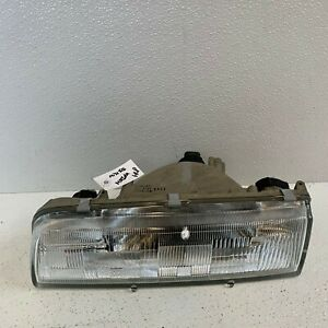 1987 1988 1989 1990 1991 Mazda 626 Left Driver Headlight Oem Stanley 001 4048
