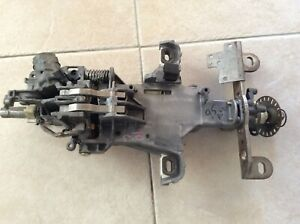 1994 1998 Ford Mustang Gt And V6 Steering Column Tilt Automatic Standard