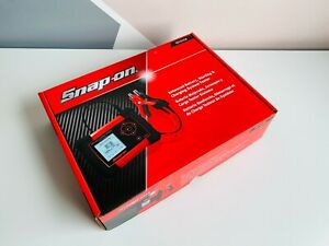 New Snap On Enhanced Battery Starting Charging System Tester Eecs350