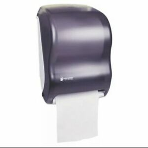 San Jamar T1300 Tear n dry Electronic Roll Paper Towel Dispenser san T1300tbk