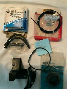 Assorted Parts For A 1956 Ford 56 Barring Seals Speedometer Cable Etc