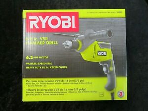 Ryobi D620h 5 8 6 2 Amp 2 700 Rpm Heavy Duty Variable Speed Tool Only