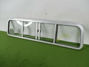 1960 1966 Chevrolet Gmc C k Pickup Truck Rear Sliding Window Back Glass Clear