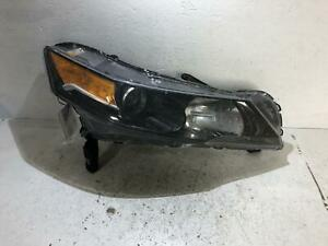 2012 2013 2014 Acura Tl Headlight Passenger Right Rh Xenon Oem D32
