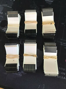 lot Of 20 Flexible Flat Ribbon Cable 10 Way wire Jumper Cable