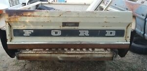 1967 1968 1969 1972 Ford Truck Tailgate Tail Gate F100 F250 67 68 69 70 71 72