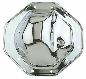 Trans dapt Performance 9465 Differential Cover Chrome Ford 8 8 In Ring Gear