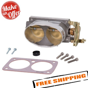 Bbk 1755 Twin 65mm Throttle Body For 1999 2004 Ford Lightning 5 4l