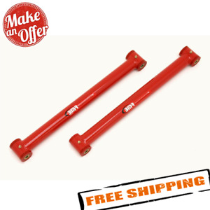 Bmr Suspension Tca001 Red Lower Control Arms For 1982 2002 Camaro firebird