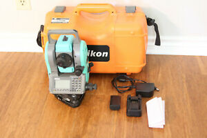 Nikon Nivo 2 m 2 Reflectorless Conventional Total Station Dual Face