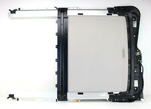2011 2020 Toyota Sienna Rear Dual Sunroof Frame Guide Track W Cover Sunshade