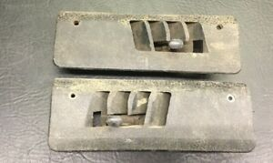Vw Aircooled Beetle Floor Vent Covers 69 72