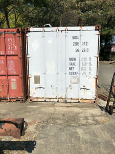 Shipping Or Storage Container 20 More Than 10 Available Used