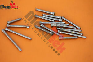 Orthopedic Safty Locking Screws 5 0mm Self Tapping 210 Pcs Surgical Instruments