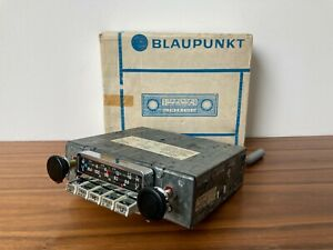 Blaupunkt Vintage Dortmund De Luxe New Old Stock Boxed Rare