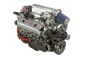 Chevrolet Performance 19417619 Sbc Crate Engine Ram Jet 350