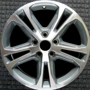 Ford Mustang Machined 17 Inch Oem Wheel 2013 To 2014