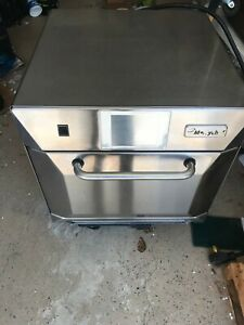 Merrychef Eikon E4 Rapid Cook High Speed Accelerated Oven