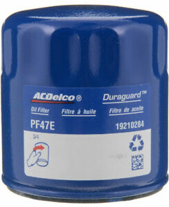 Engine Oil Filter Duraguard Acdelco Pro Pf47e 12 In A Box