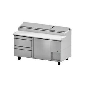Fagor Fpt 67 d2 Refrigerated Pizza Prep Table