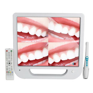 Infrared High definition Digital Lcd Aio Monitor Dental Intra Oral Camera Usb