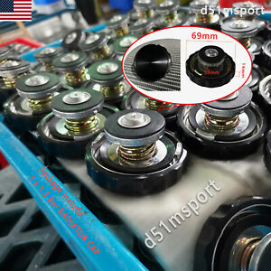 4 Row Aluminum Radiator For 1955 56 57 Chevy Belair Bel Air 6cyl Core Support