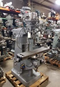 Bridgeport 2hp Variable Speed 42 Inch Table inv 31154