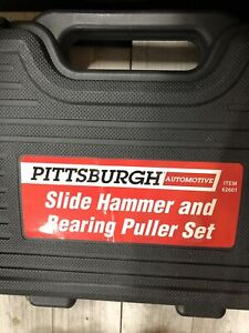 Pittsburgh Automotive Slide Hammer And Bearing Puller Set