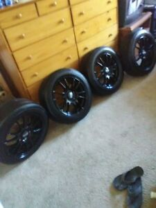 Wheels Tires Like New Condition