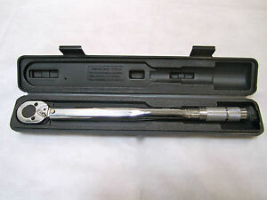 3 8 Torque Wrench 196