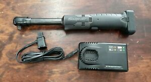 Snap On Ctr767g 14 4v 3 8 Microlithium Cordless Ratchet With Battery Charger