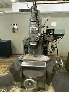 make Offer Moore 3 Jig Grinder W Acurite Dro