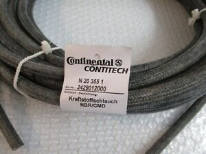 Fuel Hose Contitech Germany 5mm Braided Gas And Diesel Sold By The Meter Nbr cmd