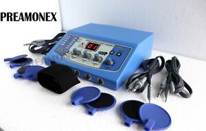 Advanced Electrotherapy Physiotherapy Fast Relief Certified 4 Channel Unit Fgn