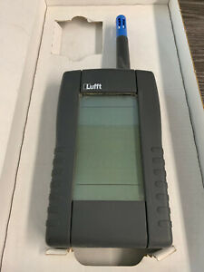 Lufft C200 5120 00 Hand held Unit For Measuring Temperature Humidity