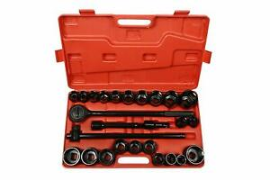 Vct 3 4 Dr Inch Drive Tool Impact Socket Set Sae And Metric
