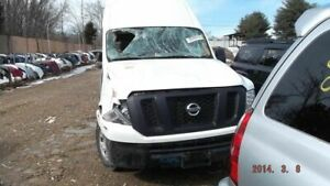 13 Nissan Nv 3500 Automatic Transmission 5 6l 8 Cyl Cargo Van From 10 12 755650