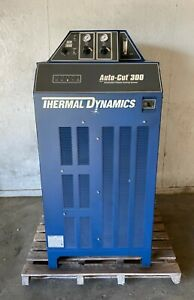 Thermal Dynamics Auto cut 300 Automated Plasma Cutting System Cnc Cutter W Parts